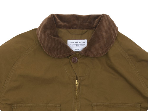ENDS and MEANS Fishing Jacket