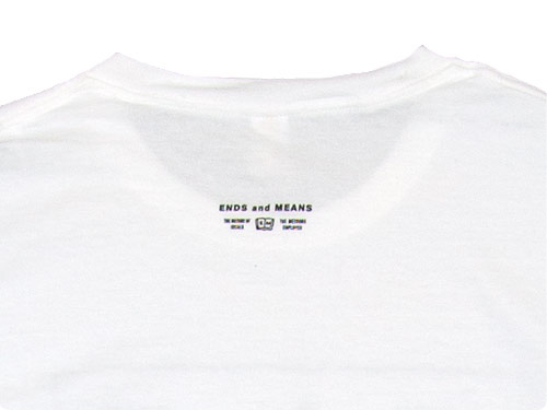 ENDS and MEANS Choose Print Tee