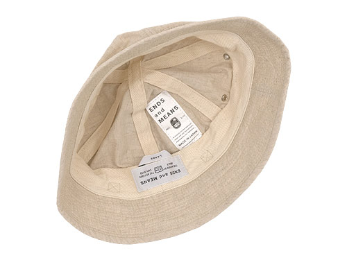 ENDS and MEANS Summer Boy Hat