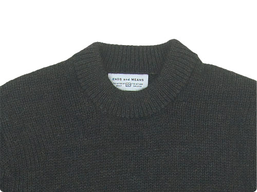 ENDS and MEANS Grandpa Knit