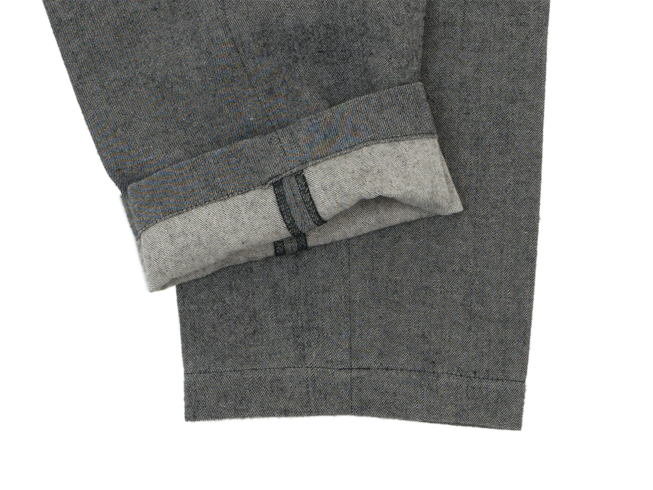 ENDS and MEANS W/L Relax Fit Trousers