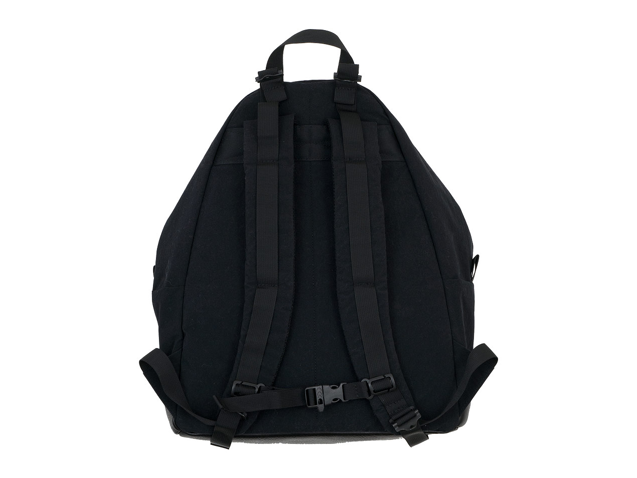 ENDS and MEANS Daytrip Backpack Leather Bottom