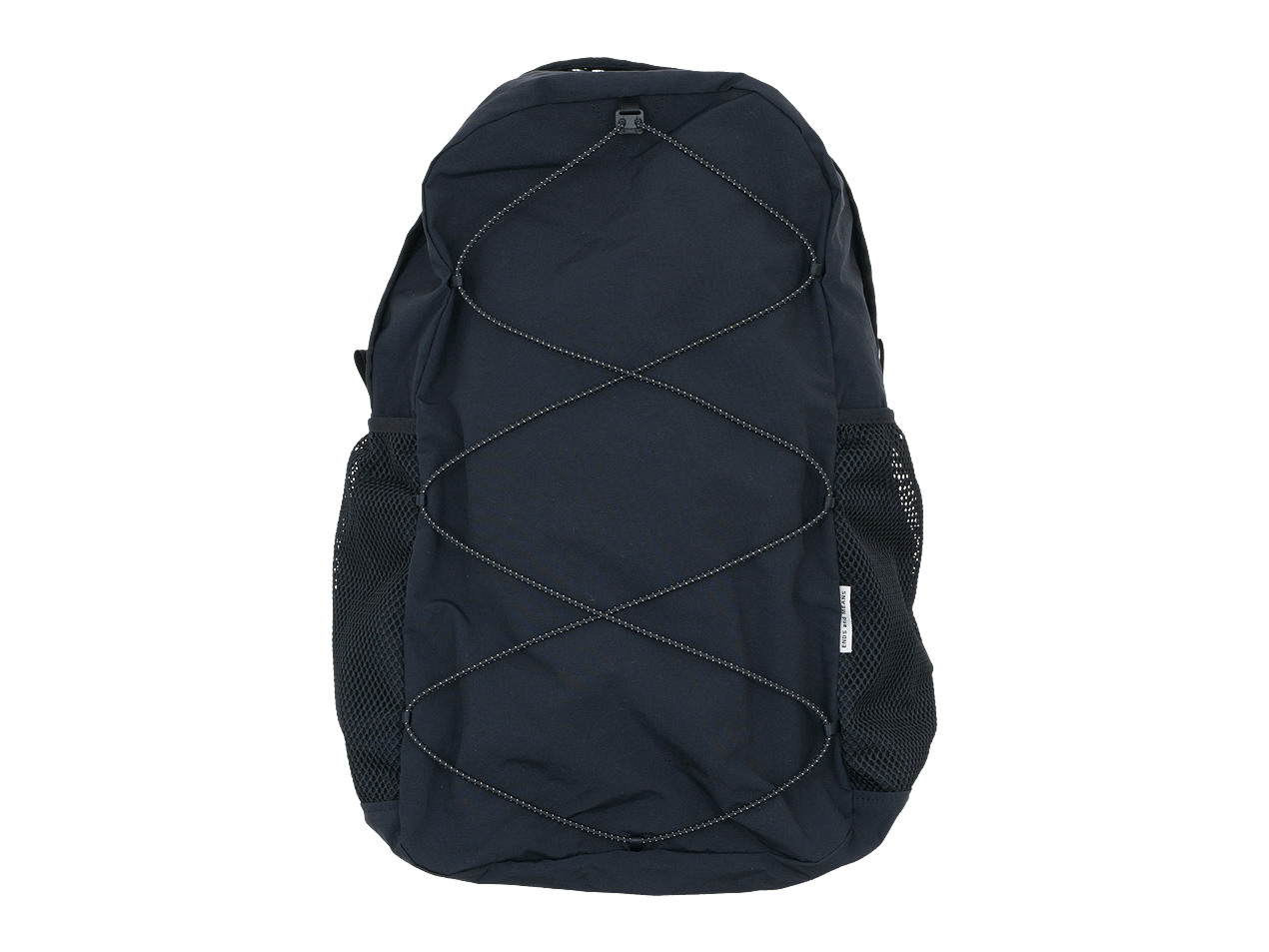 ENDS and MEANS Packable Back Pack / Travel Pouch
