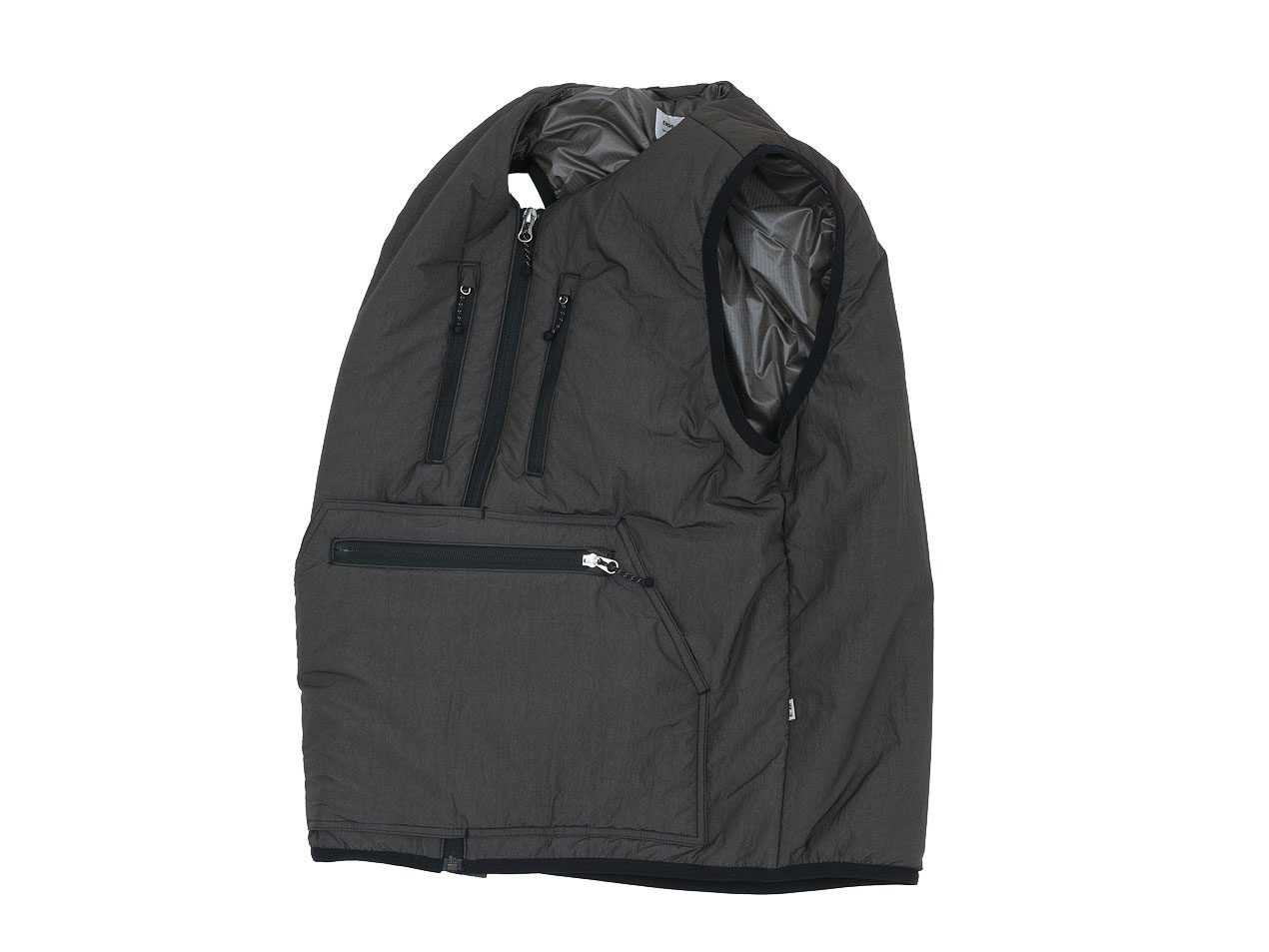 ENDS and MEANS Tactical Puff Vest