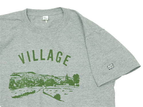 ENDS and MEANS VILLAGE Tシャツ