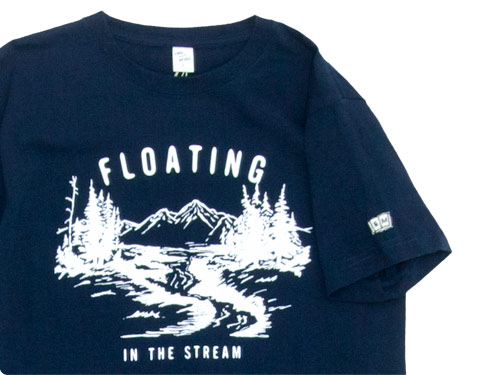 ENDS and MEANS Floating Tee