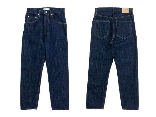 HATSKI Regular Tapered Denim One Wash