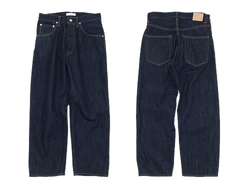 HATSKI Wide Tapered Denim