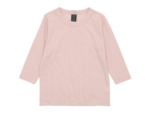 homspun 天竺七分袖Tシャツ / 長袖Tシャツ