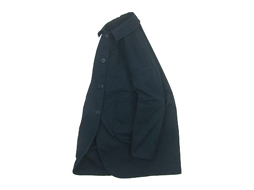 homspun オックス ダブルポケットコート