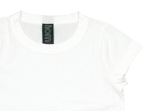 homspun 天竺半袖Tシャツ