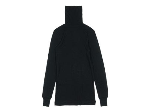 homspun 60/-フライスタートルネックプルオーバー / 【再入荷】 天竺七分袖Tシャツ