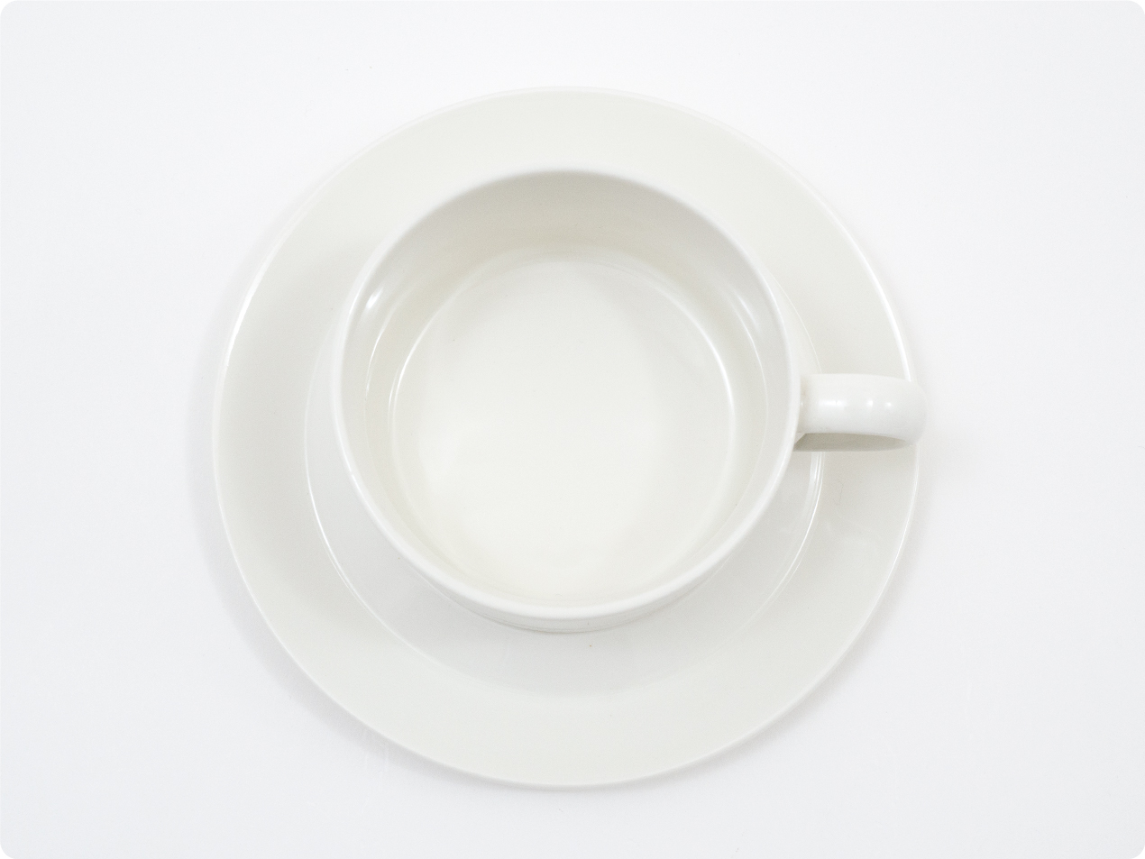 ARABIA MOREENI カップ&ソーサー