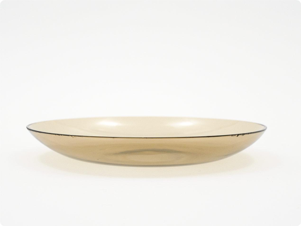 Nuutajarvi ガラスプレート 1202