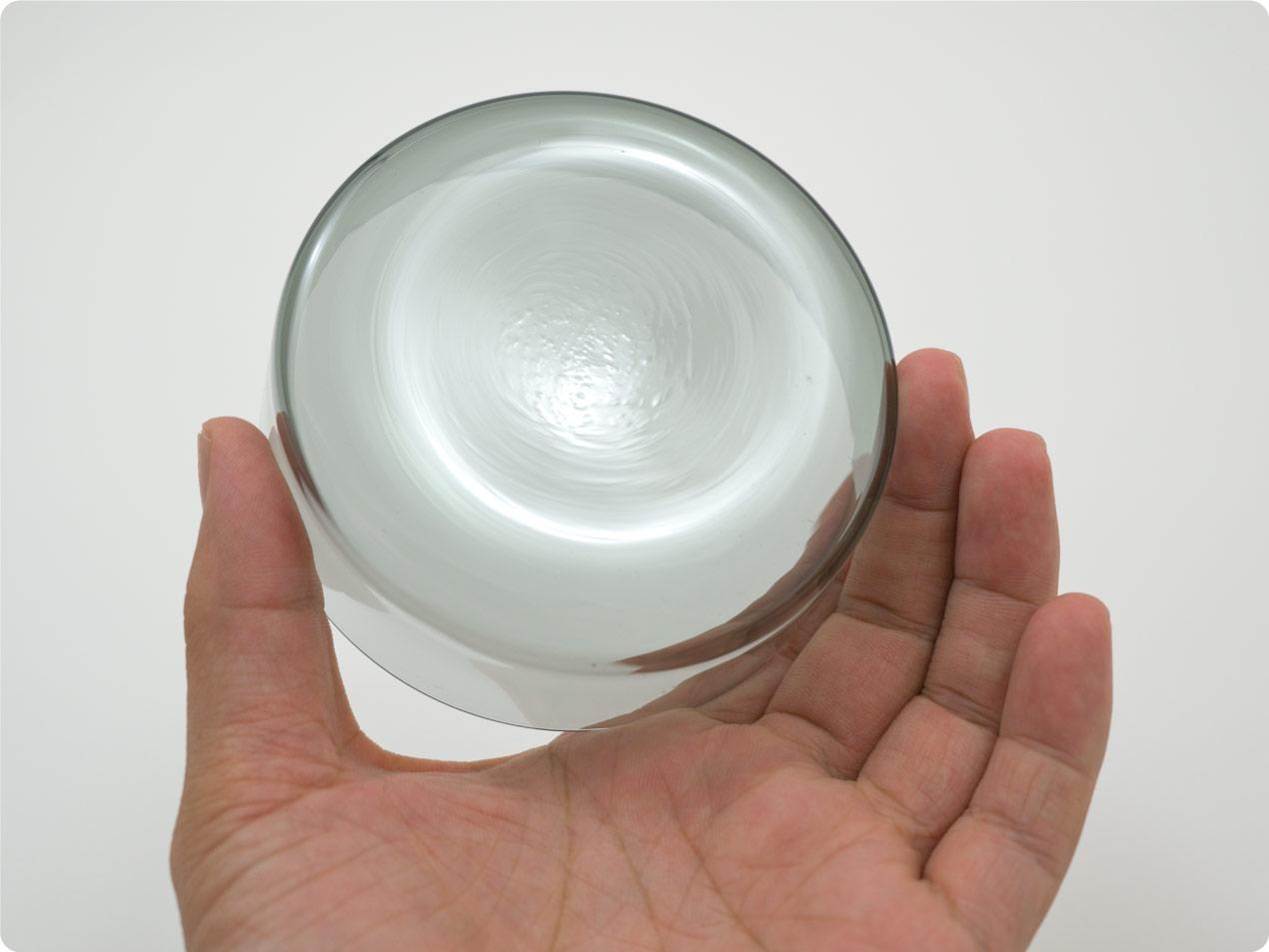 Nuutajarvi ガラスボウル 1367