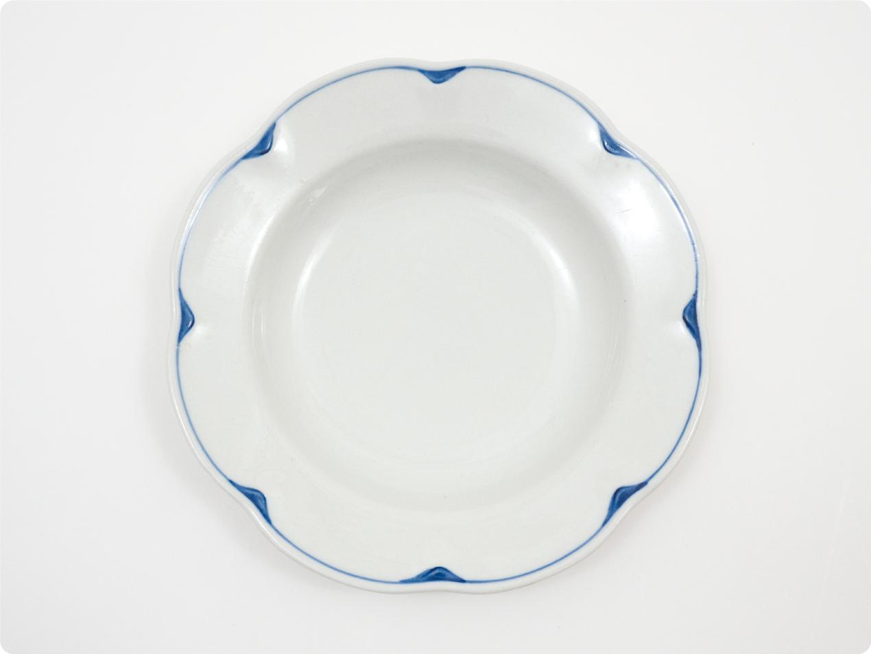 ARABIA Pekka プレート ブルー