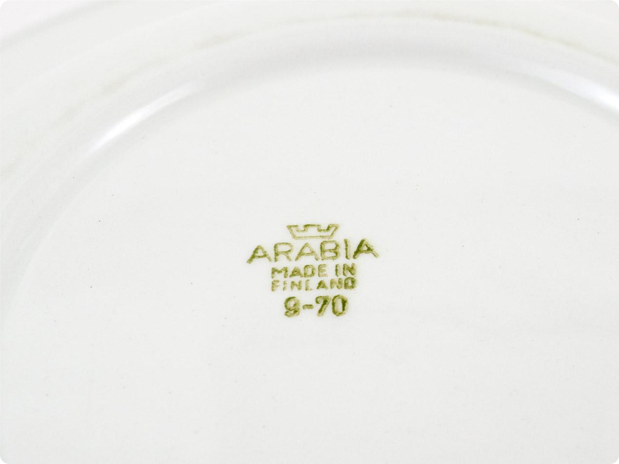 ARABIA スープ皿