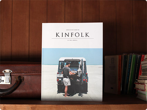 KINFOLK JAPAN EDITION VOLUME TWO