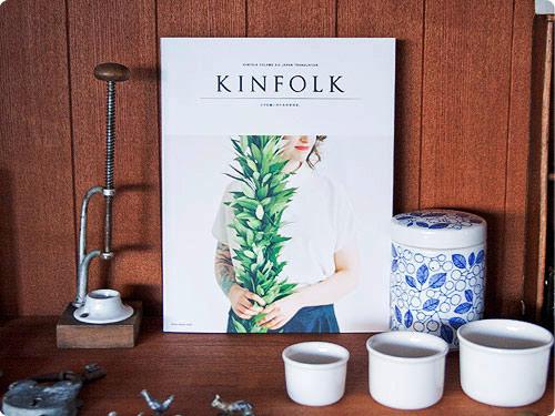 KINFOLK vol.6 JAPAN TRANSLATION