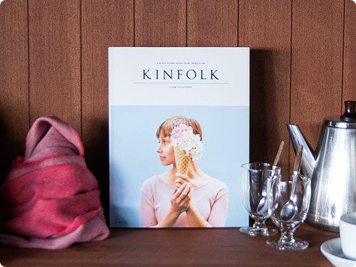 KINFOLK vol.7 日本版