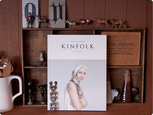 KINFOLK JAPAN EDITION vol.3
