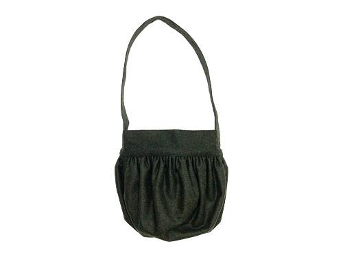 Lin francais d'antan Carol(キャロル) Round Bag