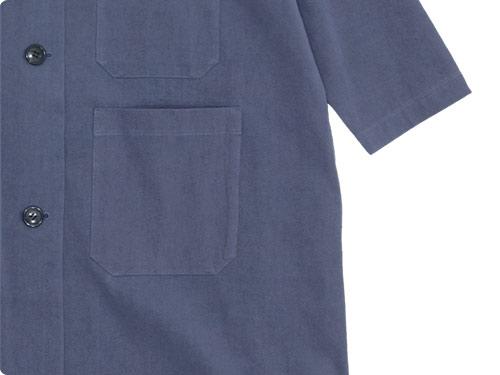 Lin francais d'antan Godard Cotton Coat