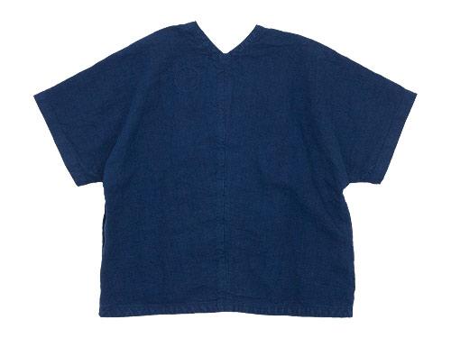 Lin francais d'antan Gir(ジール) Canapa Jacket