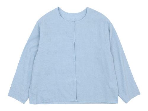 Atelier d'antan Quellier(ケリエ) No Collar Shirts