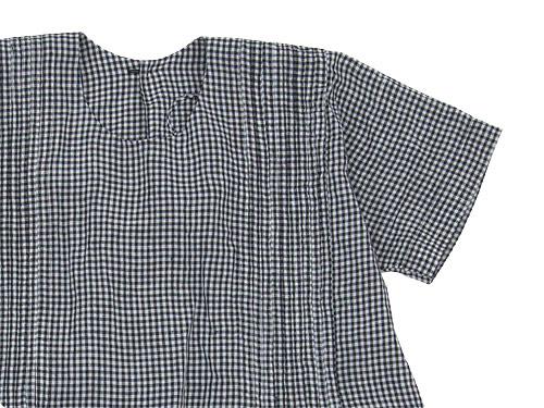 Lin francais d'antan Villon(ヴィヨン) Short Sleeve One-piece