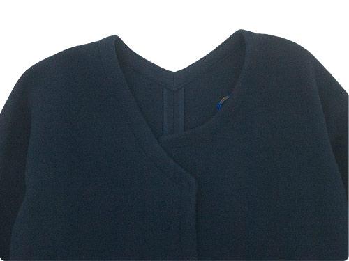 Lin francais d'antan Rodin(ロダン) Wool Jacket