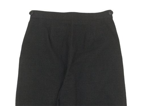 Atelier d'antan Salvador(サルヴァドール) tack pants