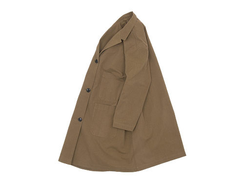 Atelier d'antan Godard(ゴダール) Cotton Coat