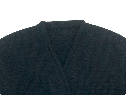 Atelier d'antan Degas(ドガ) Wool Cashmere Knit Cardigan