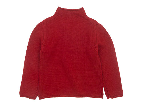 Lin francais d'antan Kubin(クービン) Wool Cashmere Turtle Knit