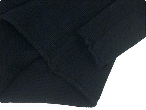 Lin francais d'antan Kubin(クービン) Wool Cashmere Turtle Knit