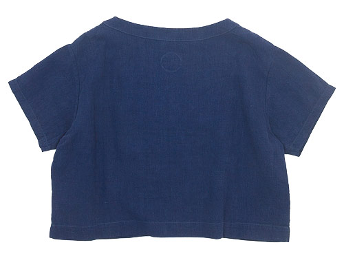 Lin francais d'antan Taut(タウト) Half Sleeve Pullover