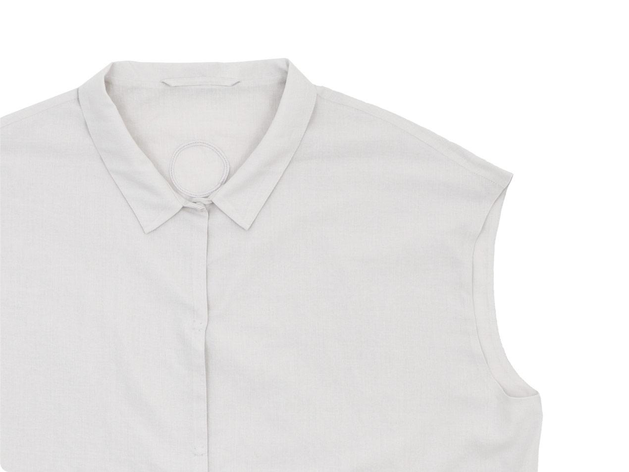 Lin francais d'antan Stuck(シュトゥック) French Sleeve Shirts