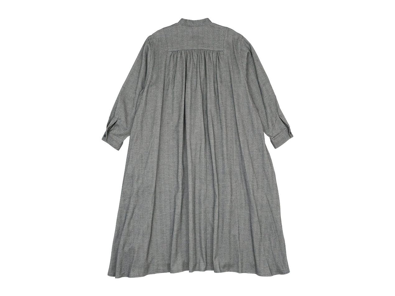 Lin francais d'antan Wendel(ウェンデル) shirts one-piece
