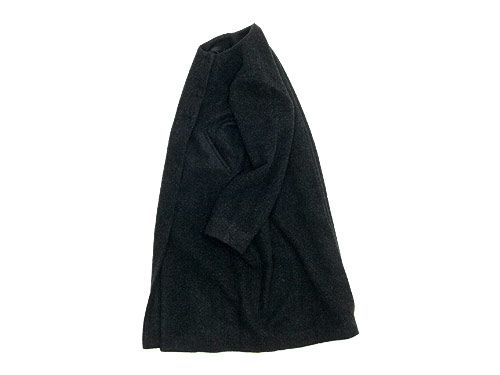 Lin francais d'antan Seurat(スーラ) No Collar Coat