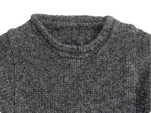 Lin francais d'antan Mullan(マラン) Shetland Knit
