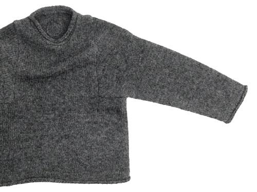 Lin francais d'antan Mullan Shetland Knit