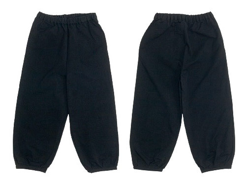 Atelier d'antan Parrot(パロット) cotton pants