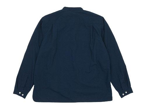 LOLO スタンドカラー プルオーバーシャツ