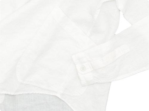 LOLO リネンプルオーバーシャツ