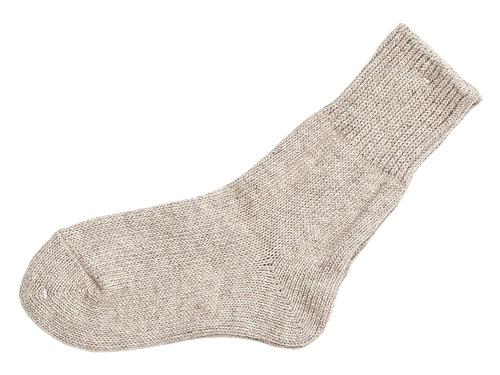 LUCKY SOCKS CLASSIC Pure Organic Cotton Crew Socks