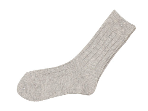 LUCKY SOCKS CLASSIC Pure Organic Cotton Rib Socks