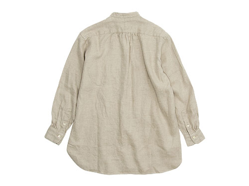 maillot winter linen stand long shirts