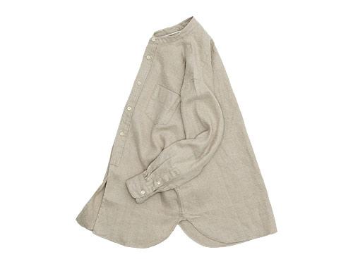 maillot winter linen stand long shirts