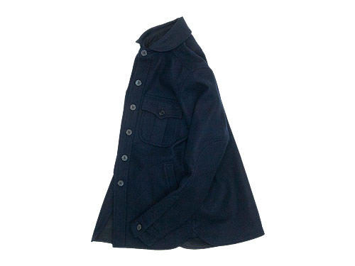 maillot b.label navy cpo jacket